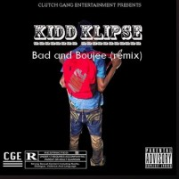"""Bad and Boujee (Remix)"" by Kidd Klipse is a Cool Track"