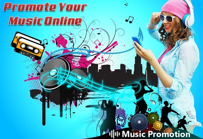 Promote Your Music Online to Revamp Your Musical Career