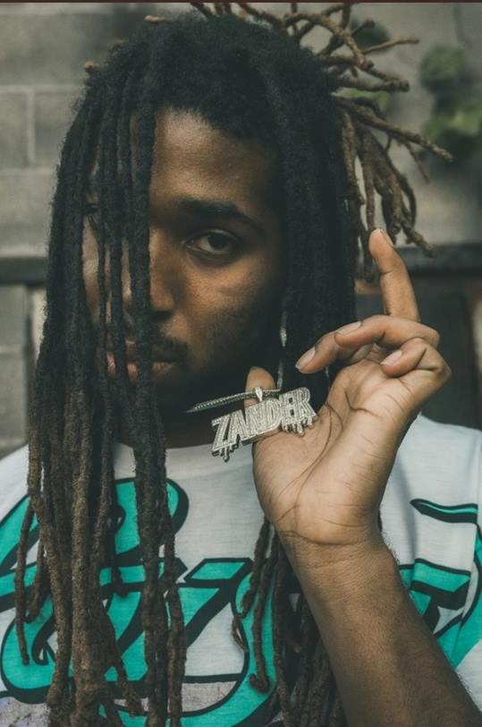 Rapper Zander2Wavy Releases range of Hip Hop tracks on